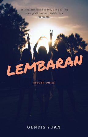 LEMBARAN by gendisyuan