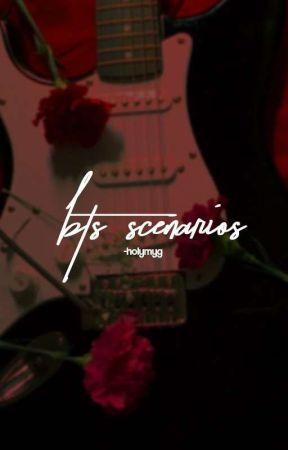 BTS Scenarios - 🌙jin - Wattpad