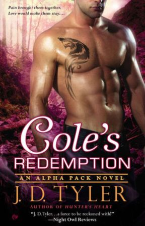 Cole's Redemption - Serie Alpha Pack #5 -J.D. Tyler by Luziane13