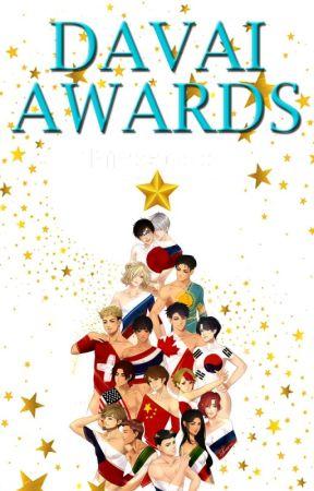 Davai Awards [Inscripciones cerradas] by DavaiAwards