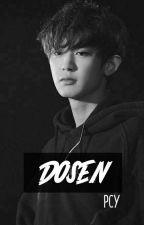 Dosen [Park Chanyeol] by fxw029