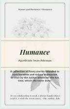 Humance - Short Stories  by ImanAgunbiade