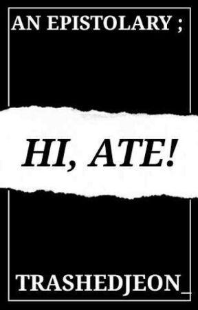 Hi, Ate!  by trashedjeon_