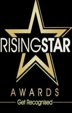 The Rising Star Awards by SaRinaRiKara_Forever