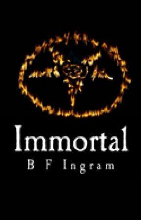Immortal (Wiccan Wars Series - Book 1) *PREVIEW* by BillieFrancesIngram