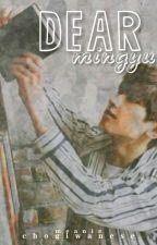 dear mingyu┃meanie by chogiwanese