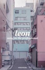 Leon: Mingyu The Professional by minwonchu