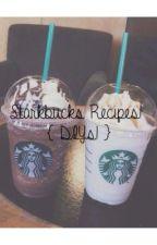 Starbucks Recipes! { DIYs! } by ktsjkjkkgdgnjj_