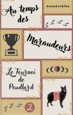 Au temps des Maraudeurs II : Le tournoi de Poudlard by annabethfan