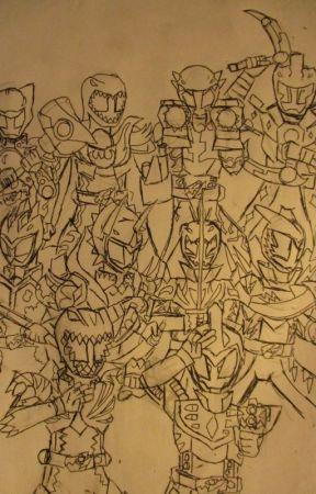 Kamen Rider Samba - Theme Song - Wattpad