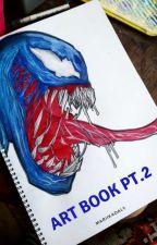 My Art Book Part 2 by MariikaDaly