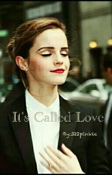 Its called love {Robbie Kay} (Wattys2016)