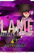 Lame artist's mistakes! {Drawing book} by Vitto1176