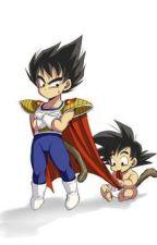Amour de lycée (Goku x végéta) by Gokuxvegetalove