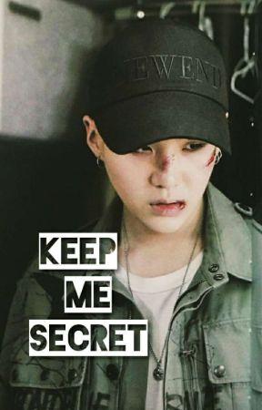 Keep Me Secret    Min Yoongi (finished) by ChimChim1262