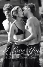 I Love You is a Horrible Thing to Say: A Tale of Two Mates by not_invisible