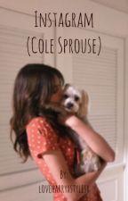 Instagram (Cole Sprouse) by loveharryxstylesx