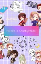 Hetalia x Chubby!reader by reykjasoul