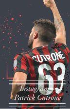 Patrick Cutrone - Instagram by Romagnolismiile