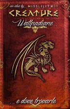 Creature Wattpadiane e dove trovarle by Misslilith09
