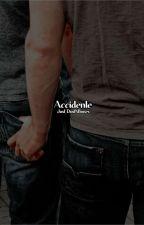 Accidente | Spideypool | by Just_DustNBones