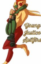 Young Justice Spitfire: 1 by PennAquatics