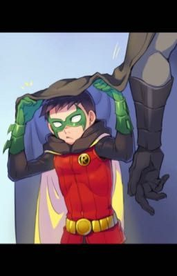 Young Justice Robin x Male Deadpool Reader - NeatPaw - Wattpad