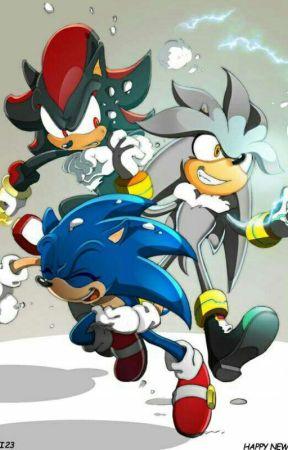 Sonic One Shots Silver X Reader Wattpad
