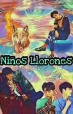Niños Llorones, «Cry Baby» (KaiSoo/SeXing) by Natibel94