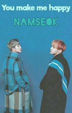 You make me happy | Namseok (PAUSADA) by Perla48385
