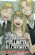 After FullMetal Alchemist { EdxWinry } by animelovr55