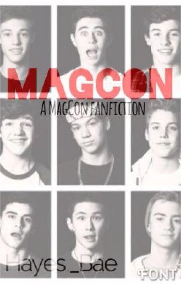 MagCon (Magcon Fanfiction)