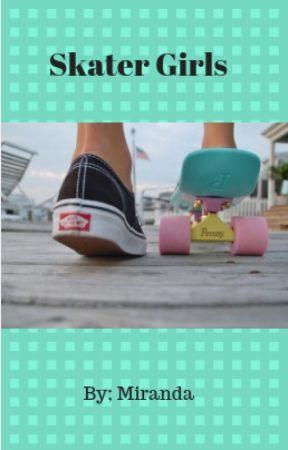 Skater girls by MandaPandacookiepie