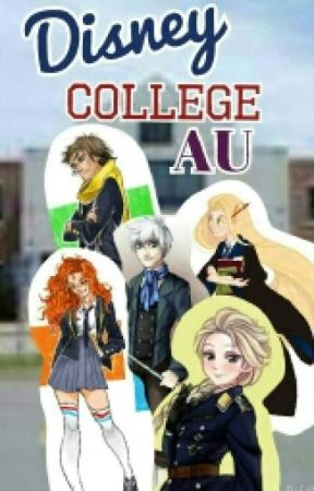 Disney College AU by likeabosszer