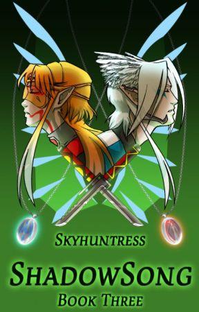 ShadowSong [Book 3] by Skyhuntress