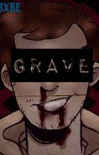 Grave (Brian Thomas/Hoodie x Reader) by TriggeredTord