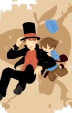 Dazed and Confused (Professor Layton x Reader) by edlover524