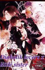 Diabolik lovers x little sister by LunaCynthiaSapphire