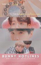 Bunny hotline! • Yoonkook by Bangedtan