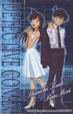 (Hình shinichi x ran) cặp đôi hạnh phúc nhất trong anime