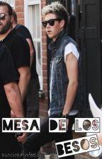 Mesa De Los Besos ||OneShot|| ||Niall Horan|| by psociopathfeels