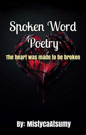 Spoken Poetry 101 - 19 - Wattpad