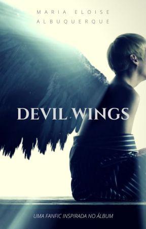 Devil Wings by MariEloise5