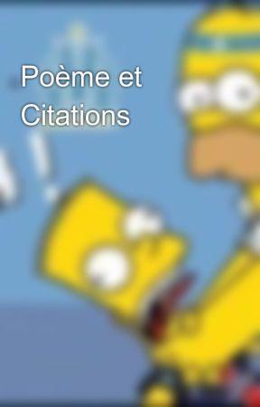 Poème Et Citations Pardon Wattpad
