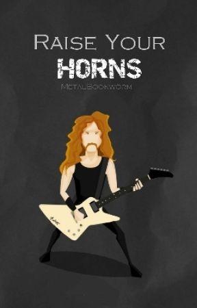 Raise Your Horns by MetalBookworm
