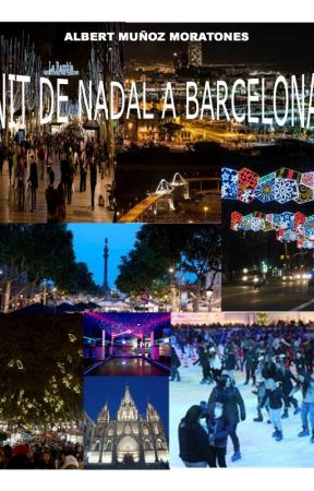 Nit de Nadal a Barcelona by AlbertMuozMoratones