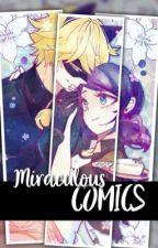 Miraculous Comics by BookOfAnimes
