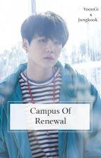 Change Of University Life [YoonKook] by Cheshire_Min