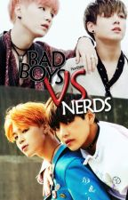 Badboys VS Nerds- Yoonmin & VKook by RoroBaka