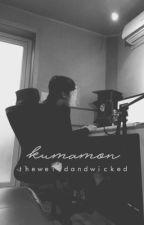 kumamon | m.yg ✍︎ by theweirdandwicked